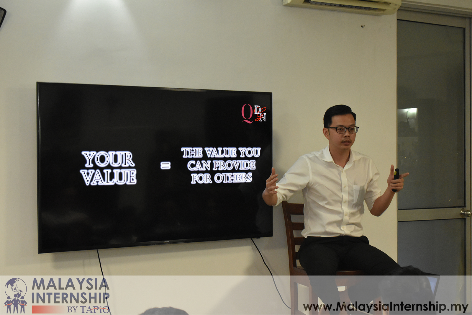 Wednesday Club with Dr. Billy Chong Bing Liang - 10/07/2019