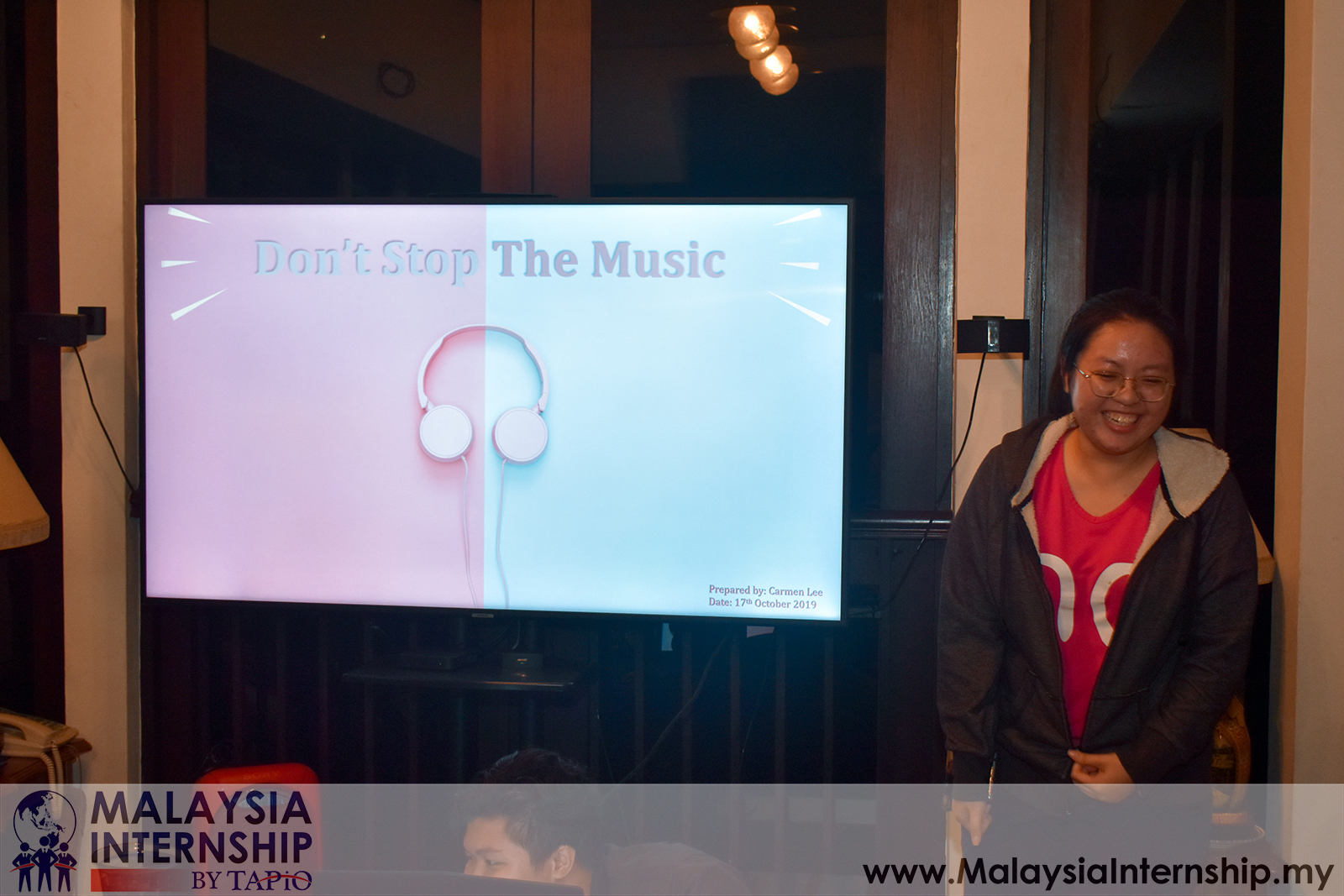 20191017 - Speaker Club - Music