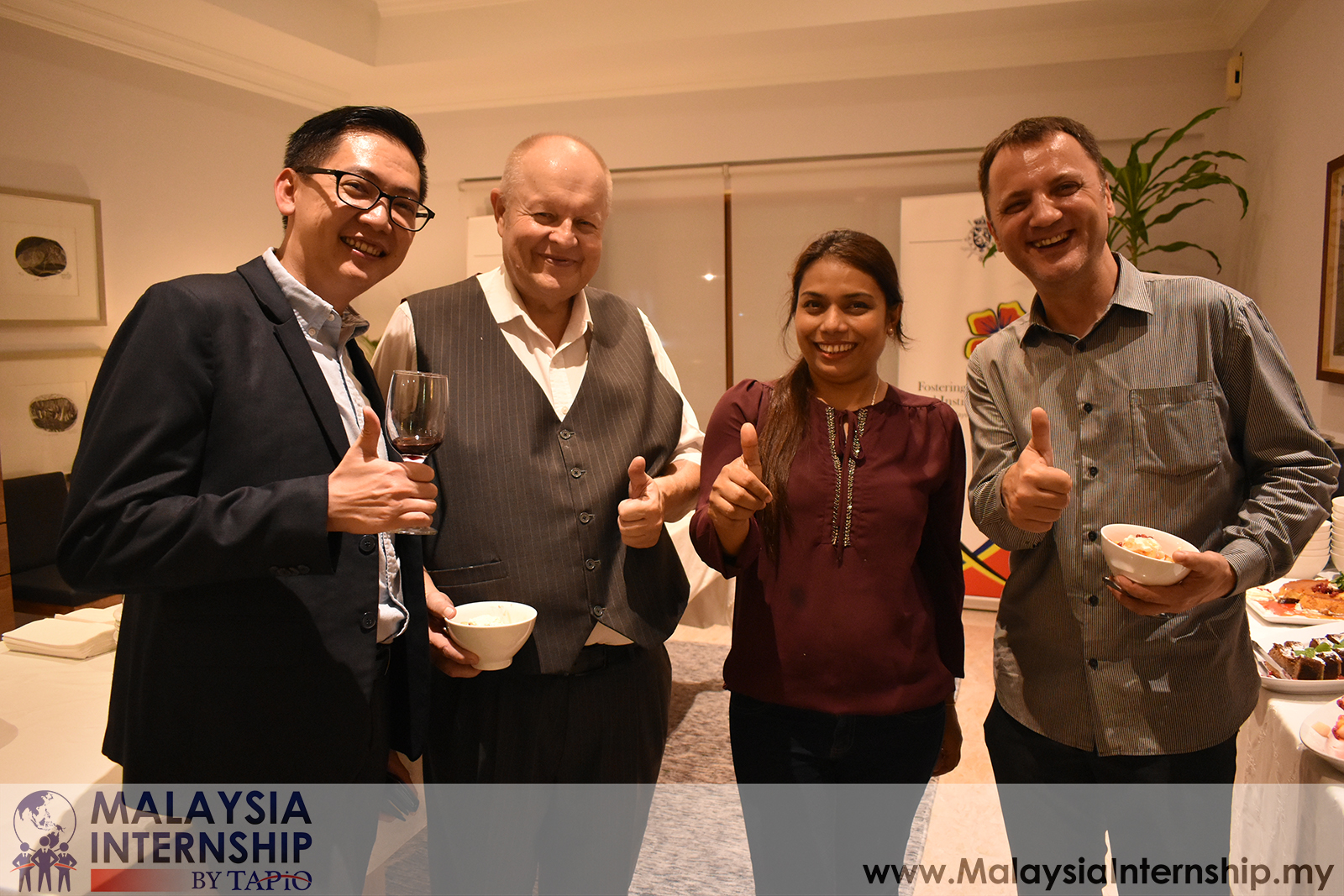 KL- EU Interns Get Together - 15/02/2019