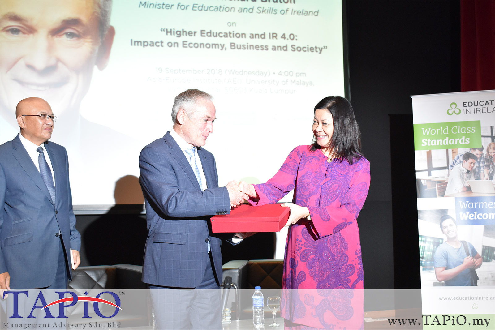 Ministry of Ireland_University Malaya - 20092018
