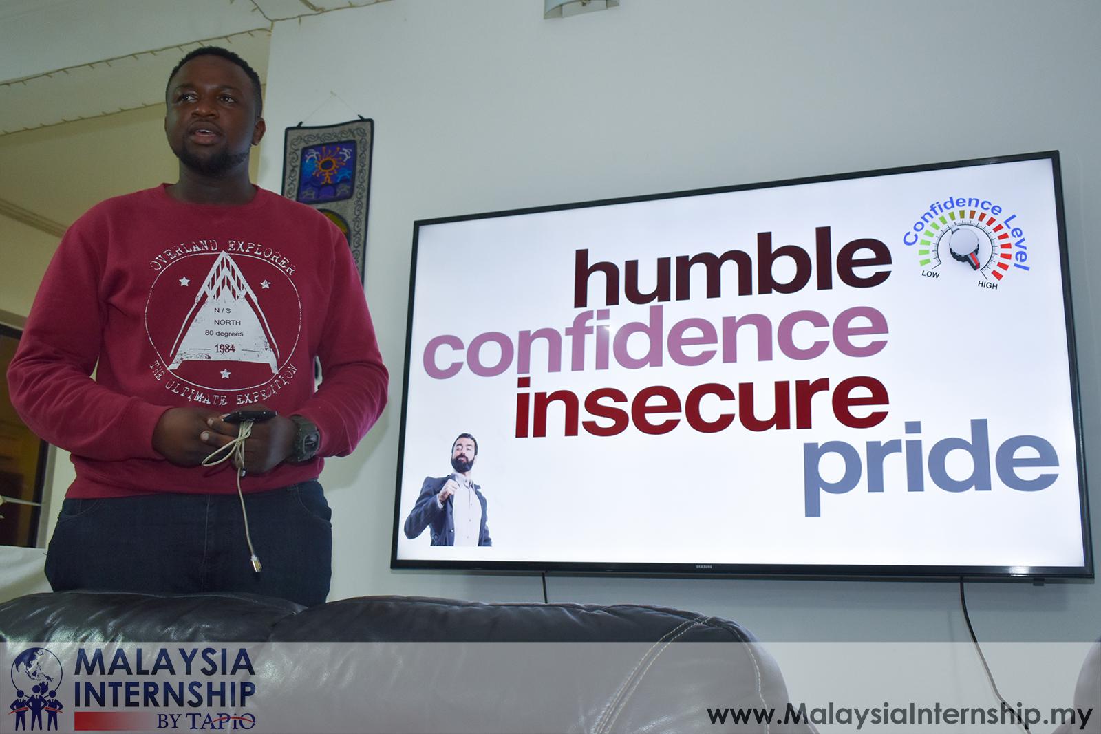 20190926 - TAPiO Speakers Club - Pride & Confidence