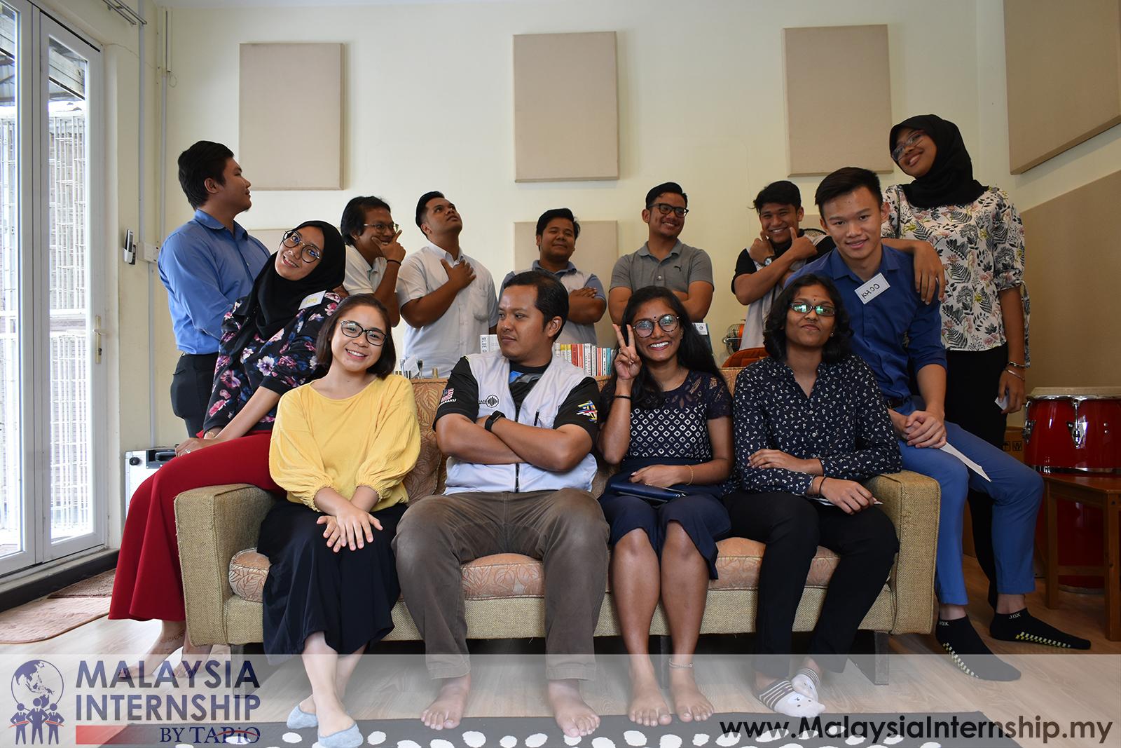 Visit KHAN Studio - 05/03/2019