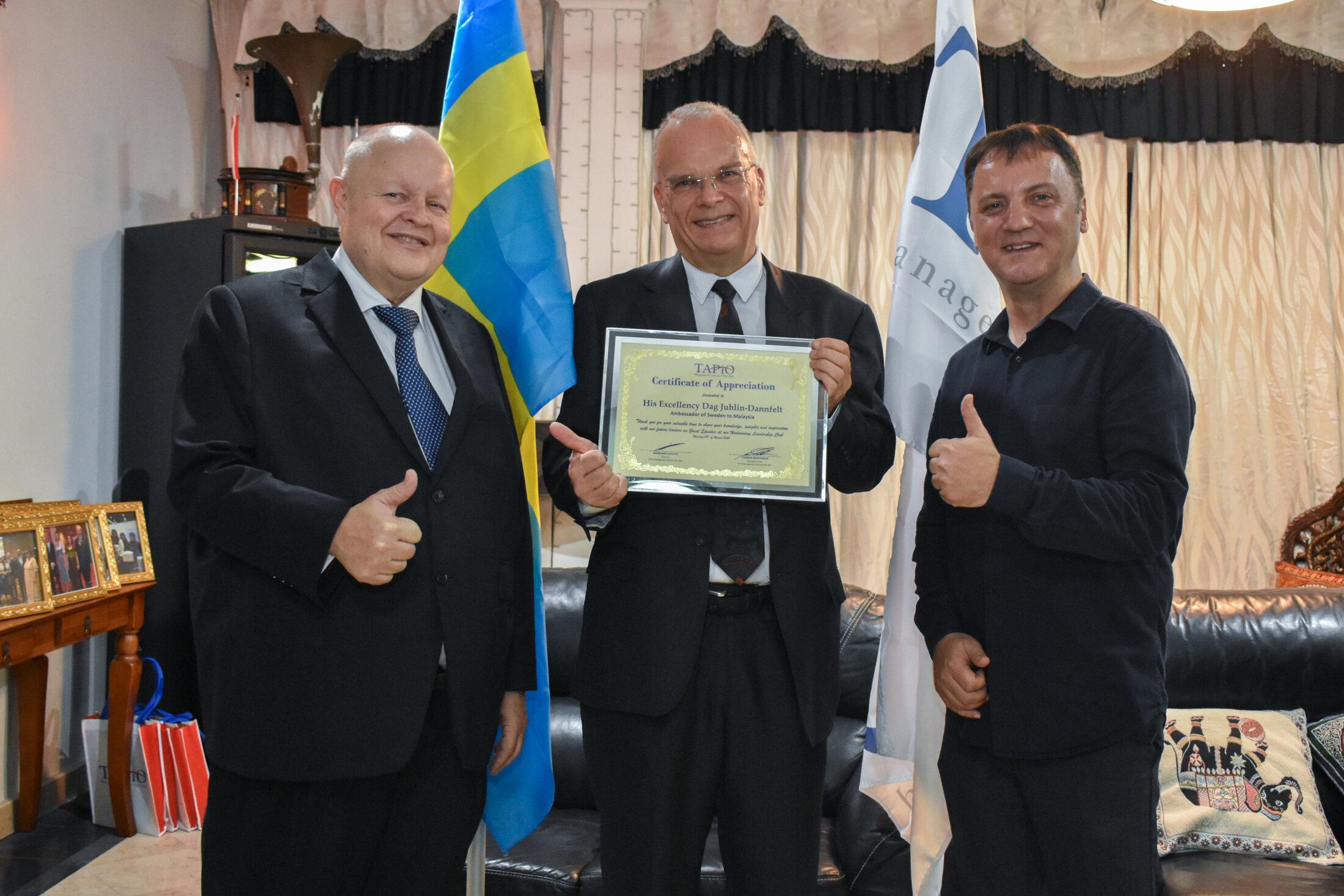 WC-with-Ambassador-of-Sweden (10)