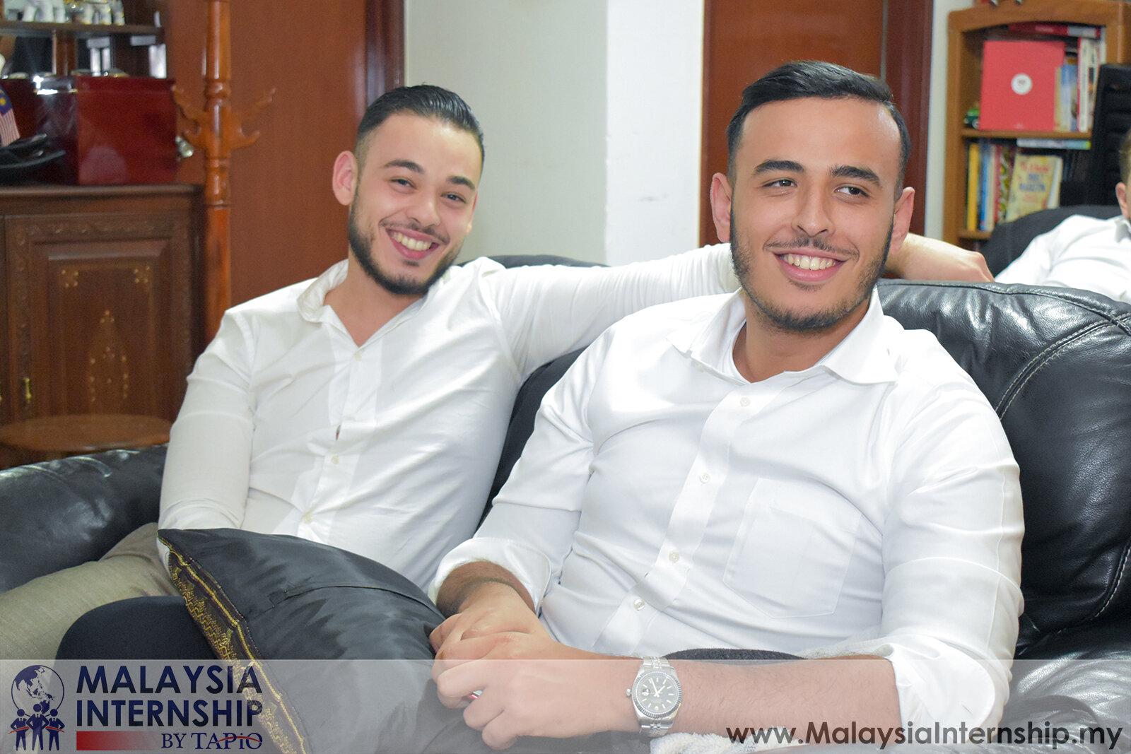 20200219 - Wednesday Club with Sa'adah