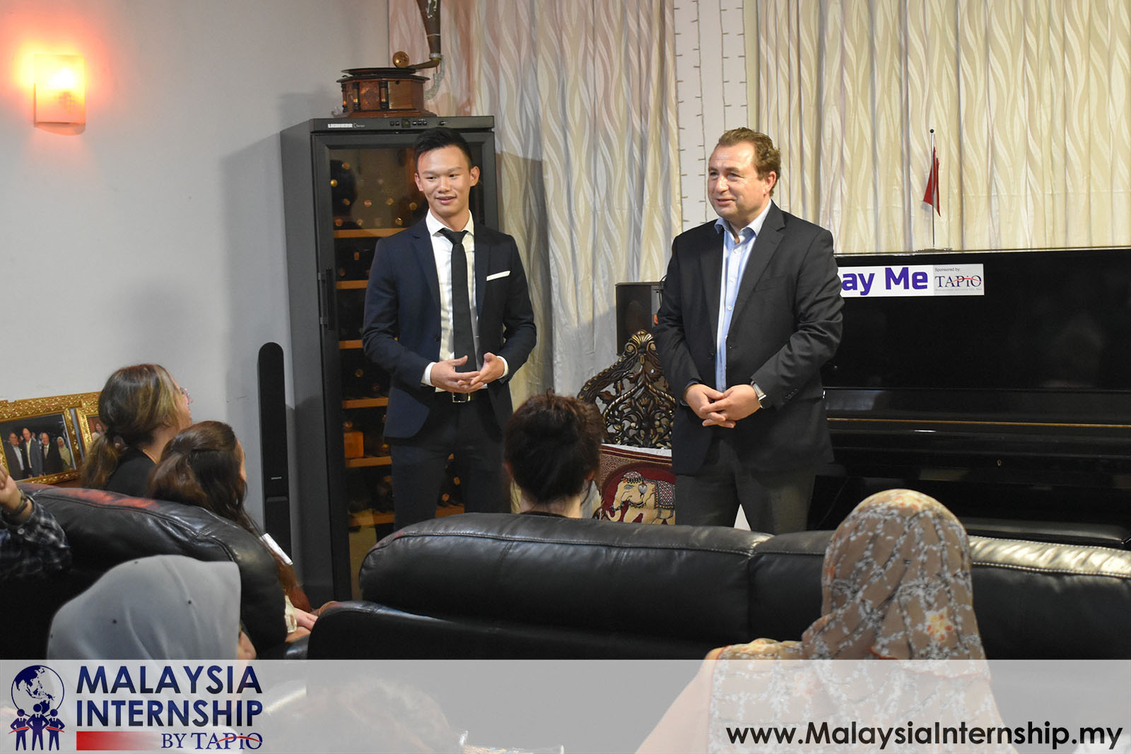 Wednesday Club with H.E. Ambassador Dr. Michael Postl - 29/04/2019