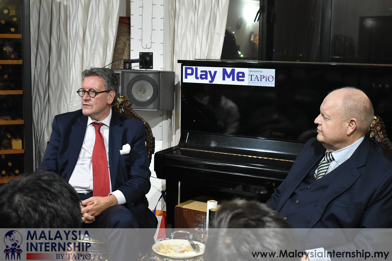 Wednesday Club With HE Pascal Gregoire - 20/02/2019