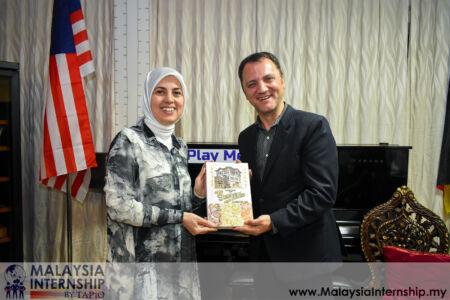 Wednesday Club with H.E Dr. Merve Safa Kavakci - 27/06/2019