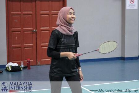 20210407 - Badminton Game