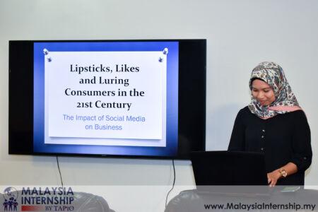 20191023 - TAPiO Speakers Club - Social Media Impact on Business