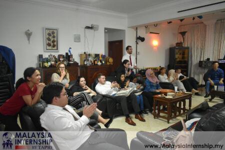 TAPiO Speakers Club (What Now) - 02/05/2019