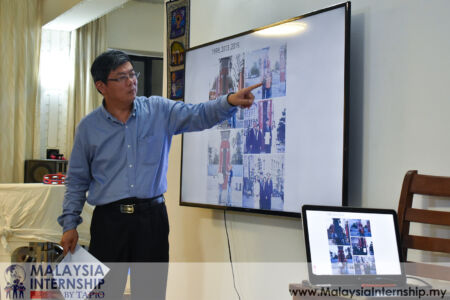 20191114 - Wednesday Club with Mr. Chong