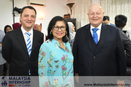 Wednesday Club With Tan Sri Rafidah Aziz - 23/04/2019