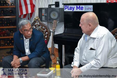 Wednesday Club with Dr Mohd Hatta Ramli - 13/06/2019