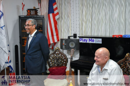 Wednesday Club with Dr Mohd Hatta Ramli - 13/06/2019
