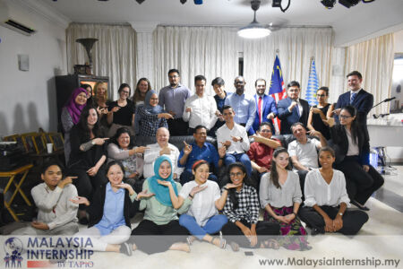 Wednesday Club with Dato' Sri Ahmad Shabery - 15/05/2019