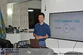 Tapio Speaker Club - What Now