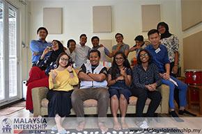 TAPiO's Media Team Interns Visit KHAN Acoustics