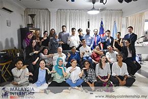 Wednesday Club With Dato' Sri Ahmad Shabery Cheek