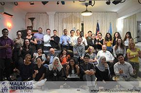 Wednesday Club with H.E. Julia G. Bentley & Dato' Aminahtun Karim