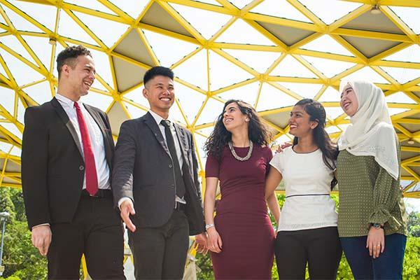 Interns at Malaysia Internship by TAPiO