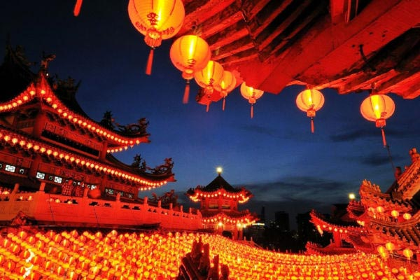 Thean Hou Temple Malaysia