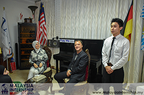 Wednesday Club with Ambassador to Malaysia